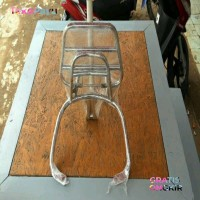 TKPY aksesoris vespa GTS (back rack)