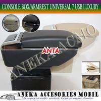 ks7c Console Box Armrest Arm Rest 7 USB 7USB Luxury Chevrolet Trax