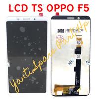 Lcd Touchscreen Oppo F5 Fullset Original Terlaris New