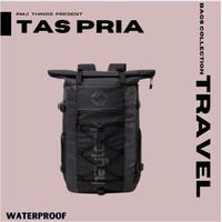 Tas Pria Ransel Pria Backpack Pria Anti Air Waterproof Murah