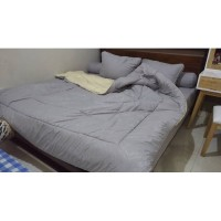 single Katun Bad Bedcover Jepang Cover Bedcover Bedcover 160x200 Bed 1