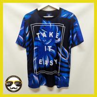 Import Thailand Tropical Distro Bangkok Dream Baju Pria Kaos Printing