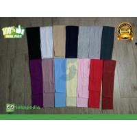 Manset Tangan Polos Wanita Panjang Bahan Spandex Rayon