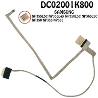 FREE ONGKIR - Kabel Cable flexible Lcd led Laptop Samsung NP350 NP355