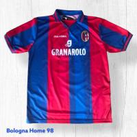 Jersey Retro Bologna 98 Roberto Baggio Grade Ori