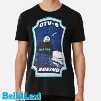 T-Shirt Distro BL Boeing USSF7 Mission Patch 474605