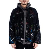 A1 Jacket Splatter of Riviera - Jaket Jeans