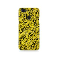 Casing Fools Gold Oppo F5 Youth Case