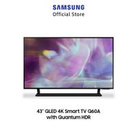 "SAMSUNG 43"" QLED 4K Smart TV Q60A"