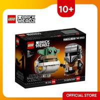 LEGO® Star Wars TM 75317 The Mandalorian™ & The Child (295 Buah)