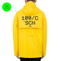 Sch Jacket Rnct Ctj Yellow