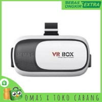 Virtual Reality Glasses VR Box generasi 2.0 for Smartphone IOS Android