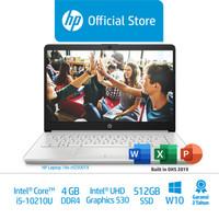 HP 14s-cf2500TX &14s-cf2501TX Laptop/Corei5/4GB/512GBSSD