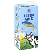 Ultra UHT Milk Plain 1000 Ml