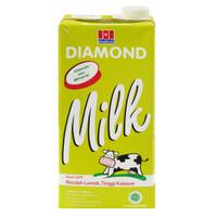 Diamond Milk UHT Low Fat 1 Liter