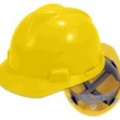 Helm Safety MSA V-Gard (Ori)