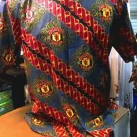 Baju Batik Motif bola