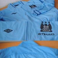 Jaket Manchester City New Season 2012/2013