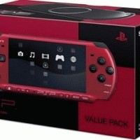 PSP 3000 / 3006 Red/Black ( Dual Colour ) MEMORY CARD 16 GB + AIRFOAM + ANTIGORES