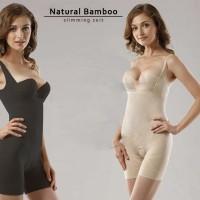 Natural bamboo slimming suit generasi ke-2