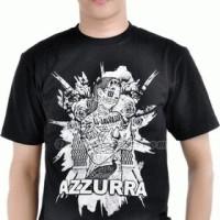 Kaos T-Shirt Azzura 348-14