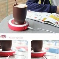 USB Cup Warmer Pemanas Minuman