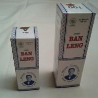 Minyak Tradisional Ban Leng 100 ml (Obat Memar, Wasir, Batuk, Pernapasan, Masuk Angin, dan Sakit Perut )