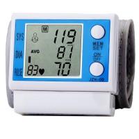 Rycom Wrist Digital Blood Pressure / Monitor Tekanan Darah Digital Pergelangan Tangan