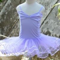 Baju Ballet Anak 03 ( 9 Pilihan Warna)