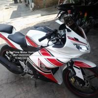 Full Fairing Yamaha New Vixion Model R125 Dan Bodi Ala Ninja FI