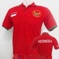 Polo Shirt Timnas INDONESIA (L)