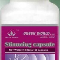 Green World Herbal - Slimming Capsule (Isi 60 kapsul)
