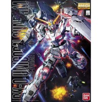 Bandai Gundam Master-Grade Kits 1/100 MG Unicorn Gundam