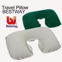 BANTAL LEHER BESTWAY / TRAVEL PILLOW