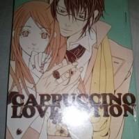 Cappuccino Love Potion by Aya Kotokawa