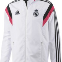 Jaket Real Madrid Putih 2014-2015