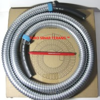 Selang Karet LPG Regulator/ Kompor Gas Merk BLUE GAS/ GAZ Metal SPIRAL