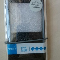 ROCK Excel case for Samsung Galaxy Note 3- Black