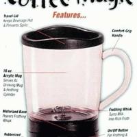 Coffee Magic ( Pengaduk Kopi ) - Gelas Aduk Otomatis