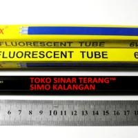 Refill Lampu Neon Detektor Uang Palsu/ Money Detector Lamp UV TL T5 6W