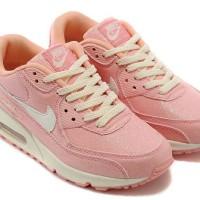 Nike Air Max 90 2014 Pink Pillow Woman Series