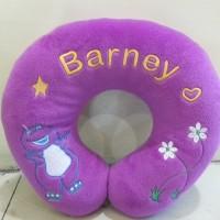 Bantal Leher Barney