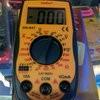 Avometer/multitester Digital merk heles UX 837