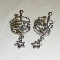 Earrings / Anting Ulir Monel