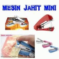 Mesin Jahit Tangan Mini Stapless Baju celana denim barang unik china reseller dropship benang garmen tekstil reseller dropship