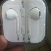 headset earphone apple iphone 5 / 5s 6 6s 5c se 6plus 6+ original