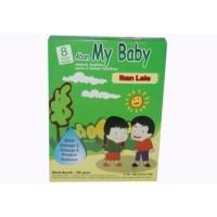 ABON MY BABY - ikan lele | Abon untuk bayi 8m+