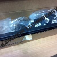 AMP / Tyco Electronics 24 Port Category 5E SL Series Patch Panel, LOADED, 1U P/N: 1479154-2