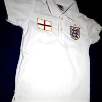 Baju Kerah Anak/Balita Negara Bola Piala Dunia
