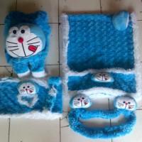 tutup galon, kulkas, mejikom, Bando TV Doraemon